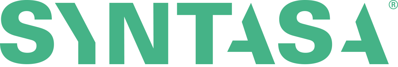 Syntasa logo (green)