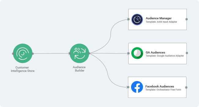 Advertising Product Capabilities: Activate in DMP/AMP