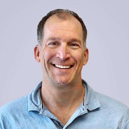 Ted Blake, CFO